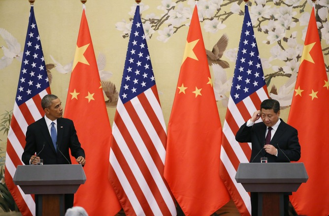 China-US carbon deal