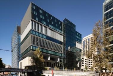 Transgrid's HQ at 180 Thomas St, Haymarket, Sydney.