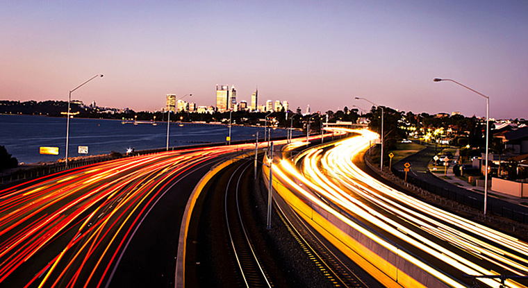 Perth's main planning problems are due to car-dependent urban sprawl. Ilena Gecan/Flickr, CC BY-SA