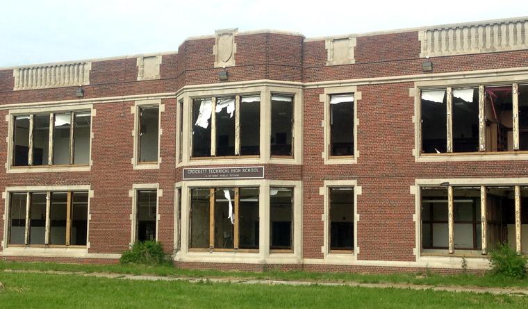 Crockett Technical High School