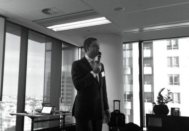 Ken Morrison, Property Council of Australia