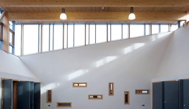 The Willows Primary & Special School by Architype
