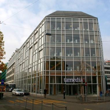 The Tamedia Building