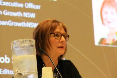 Marjorie Ferguson, NSW PIA