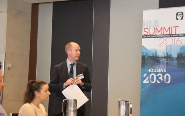 Steve Driscoll, UrbanGrowth NSW