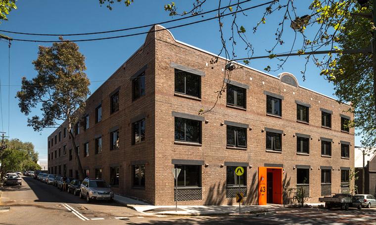 Australia Street student housing