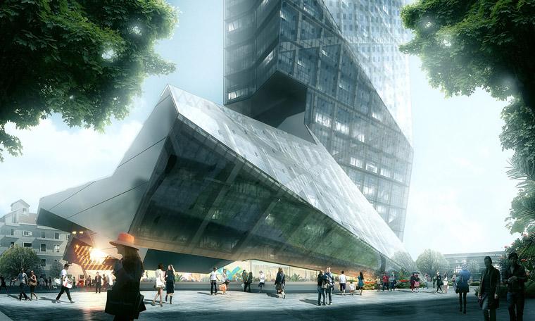 Hanking Center Tower, Shenzhen