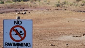 Australia drought slow action climate change