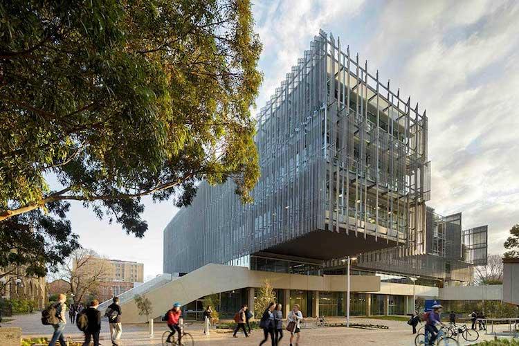 6 Star Green Star university of Melbourne