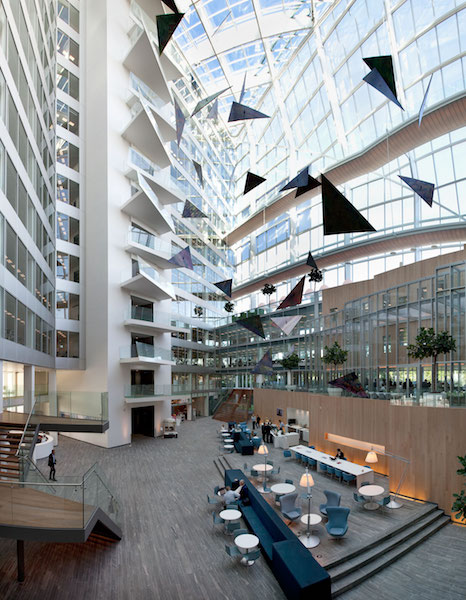 sustainable building edge