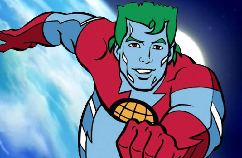 Captain Planet sustainability leader