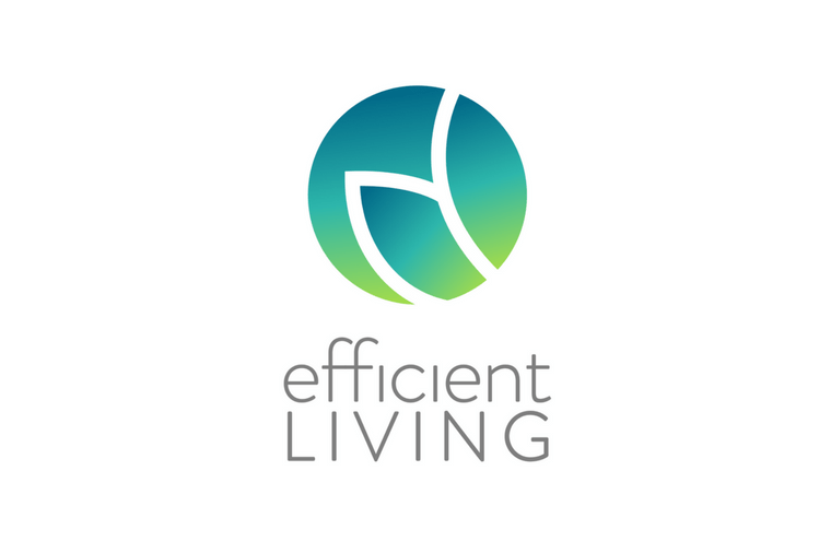 efficient living logo