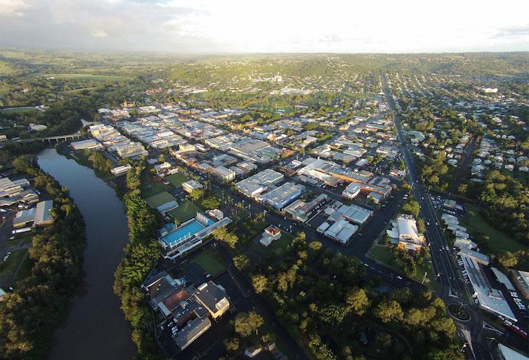 Lismore, NSW energy efficiency