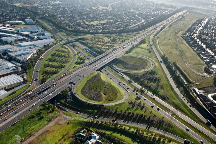 ringroad Melbourne upgrade