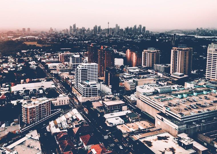 Sydney cityscape unsplash
