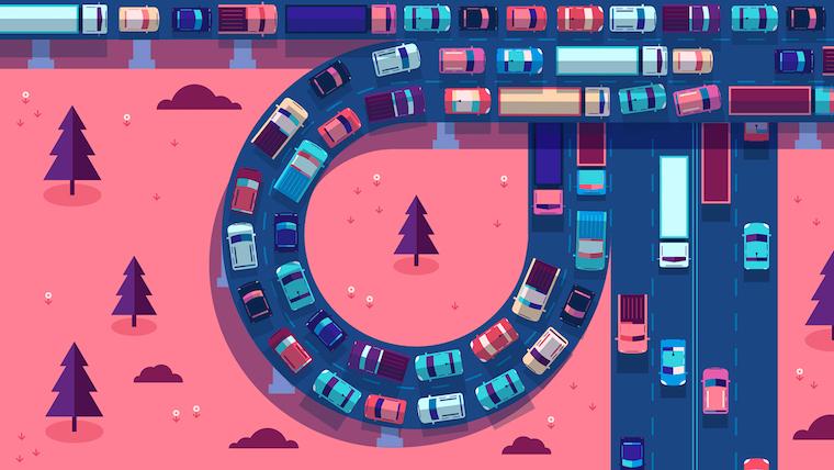 transport traffic