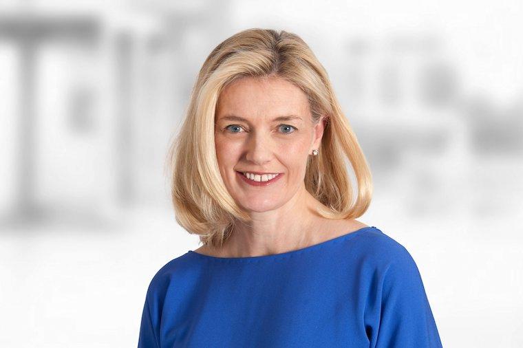 Catherine Brenner, former AMP chairman