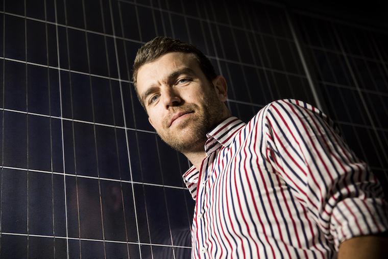 Smart Commercial Solar;