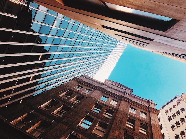 Sydney buildings built environment