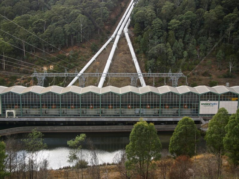Dexus signs up to seven years of Snowy Hydro energy
