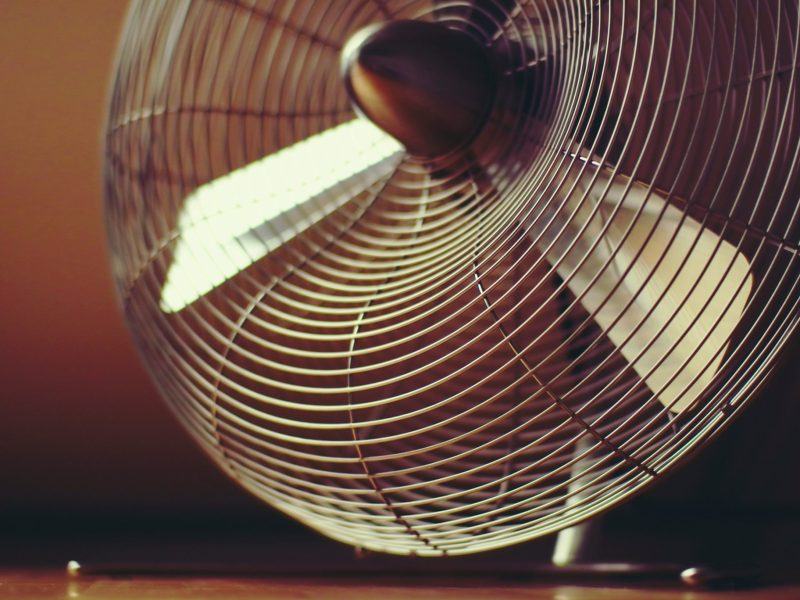 fan Active cooling