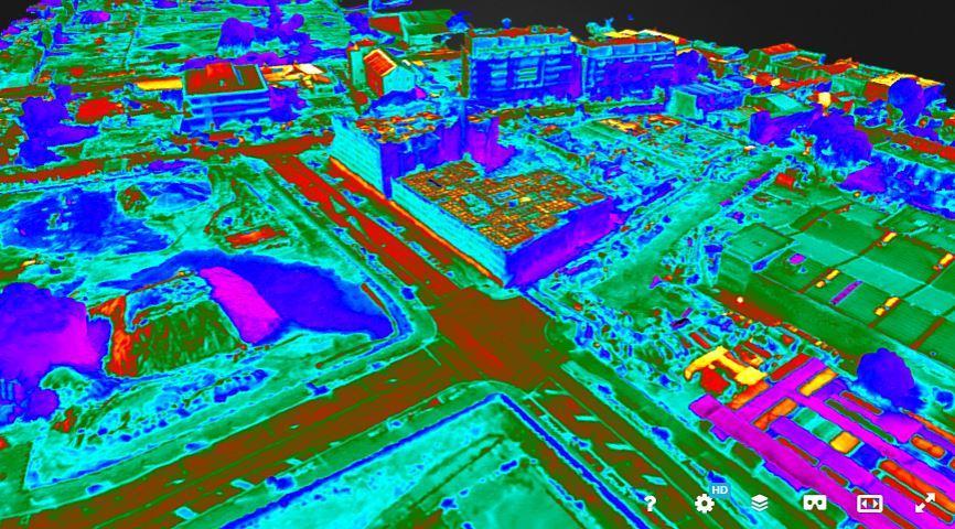 online tool to help urban planners drop the heat