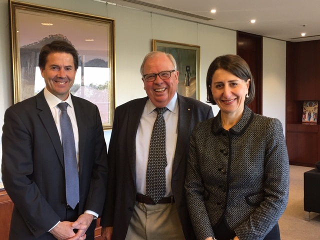 David Chandler appointed NSW building commissioner