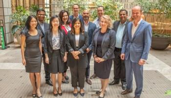 Sustainable Australia Fund team