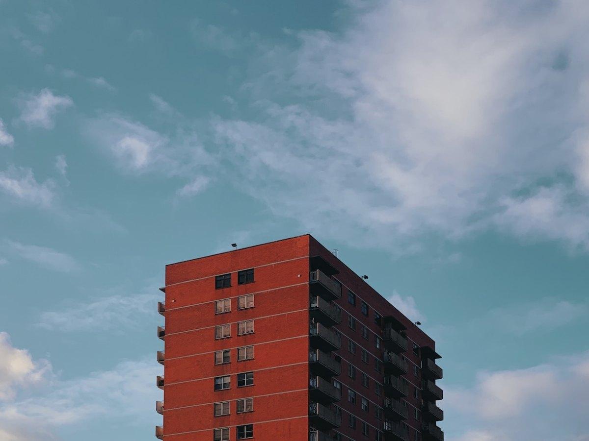 Melbourne apartment block