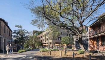 housing estate glebe