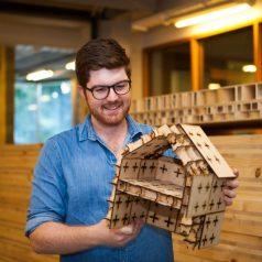 Dr Joe Gattas, Future Timber Hub