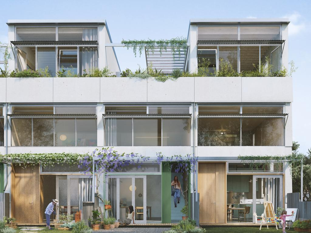 LIAN Freespace Future Housing