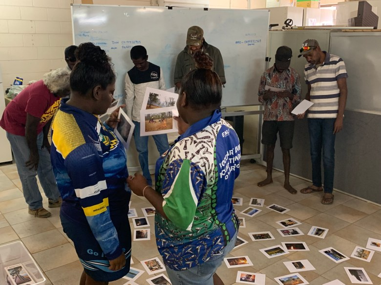 Kowanyama community members