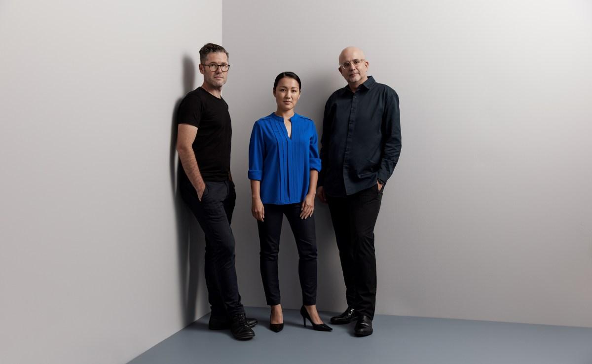 Ben Green, Chi Melhem and Mladen Prnjatovic