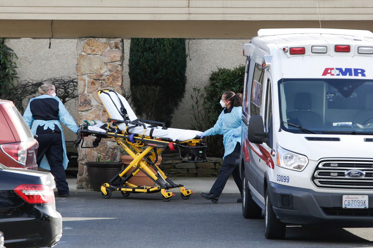 Nursing Home Outbreak Spotlights Coronavirus Risk In Elder ... on Life Care Center Of Kirkland id=11402