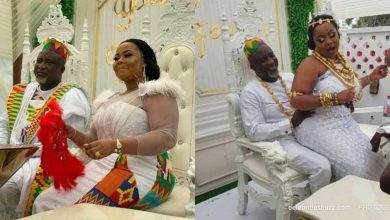 Photo of You Are The Definition Of Happiness, Joy And Peace – Gifty Ardoye Praises Husband On His Special Day