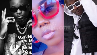Photo of MzVee Features Sarkodie,Medikal,Mugeez,Falz, Others On New Album