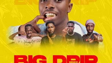 Photo of Don Elvi Feat Poethug x OseiKrom x Lific x Ypee – Big Drip (Remix) (Prod By Apya)