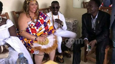 Photo of Patapaa Marries His German Girlfriend (Watch)