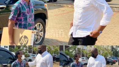 "Photo of I Still Dey 4 You – John Dumelo Continous ""Charity"" Work Even After Loosing 2020 Election"
