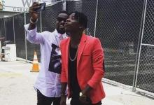 """Photo of Stonebwoy Promotes """"No Pressure"""" By Sarkodie Despite Their Differences"""