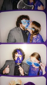 Photobooth fun.