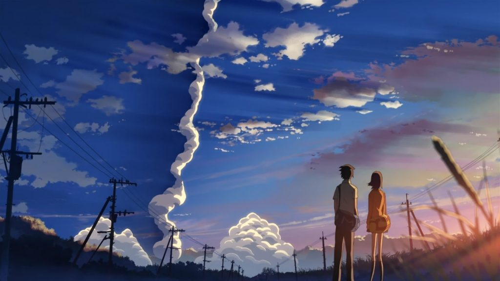 Byousoku  Centimeters Per Second Anime Movie Review