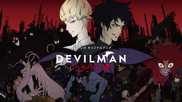 Devilman Crybaby,  My Number Nine Pick For Top 10 Anime Of 2018