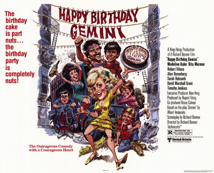 Gemini Birthday John Happy