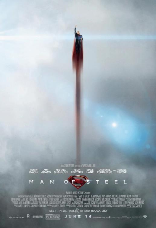 Man of Steel NEW