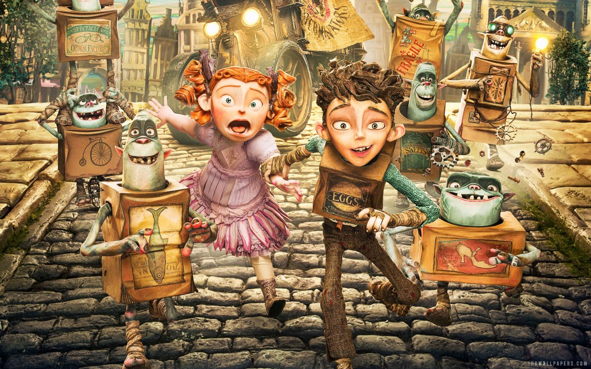 Reel Contests | The Boxtrolls