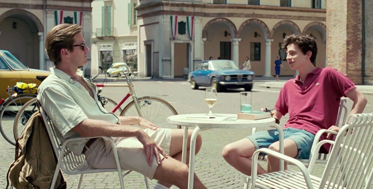 Reel Shorts | Call Me By Your Name (Middleburg Film Festival)