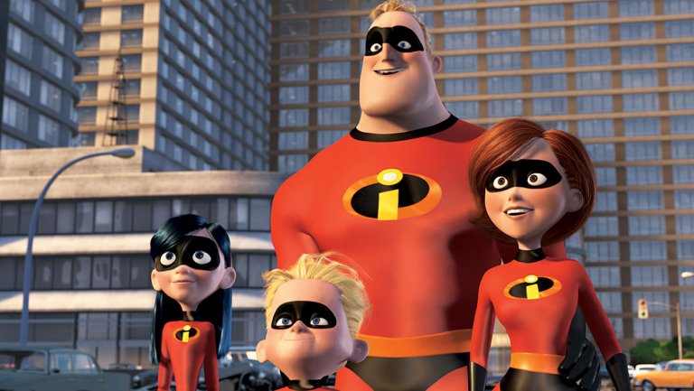 Reel Shorts | The Incredibles 2