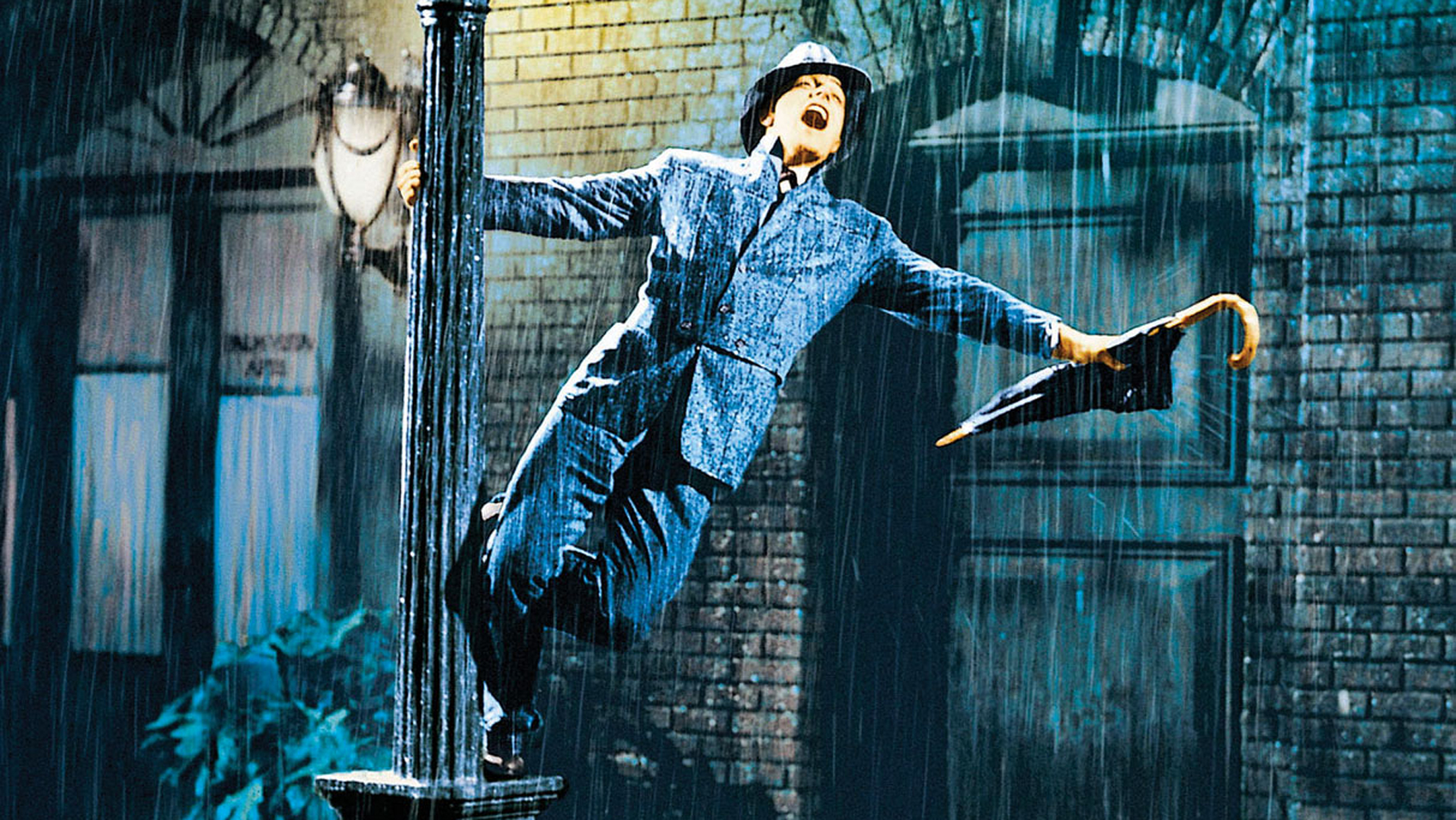 Image result for singing in the rain 1952